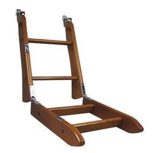 scaletta in legno ikea : scaletta pieghevole in legno Doussi?