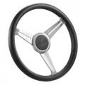 volante Isotta  modello Fiume cm.35 completo di mozzo