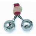 campanello doppio semplice con clip