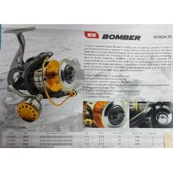 Mulinello Ryoko Bomber