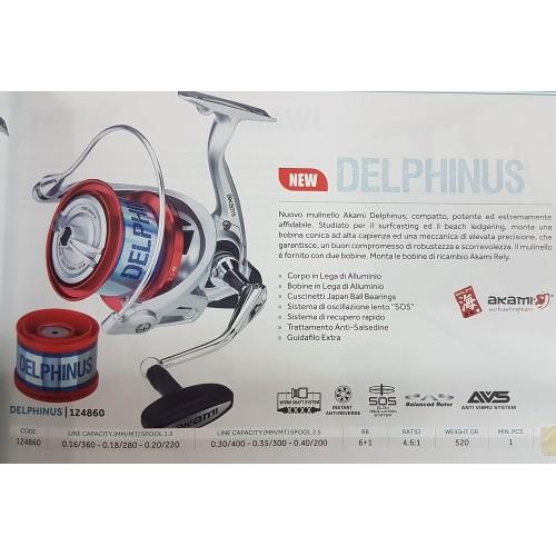 Mulinello Akami Delphinus
